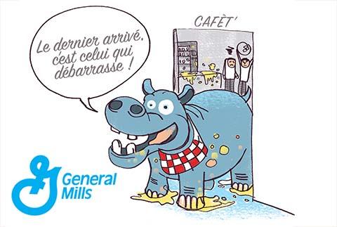 MILLS dessinateur bd grenoble
