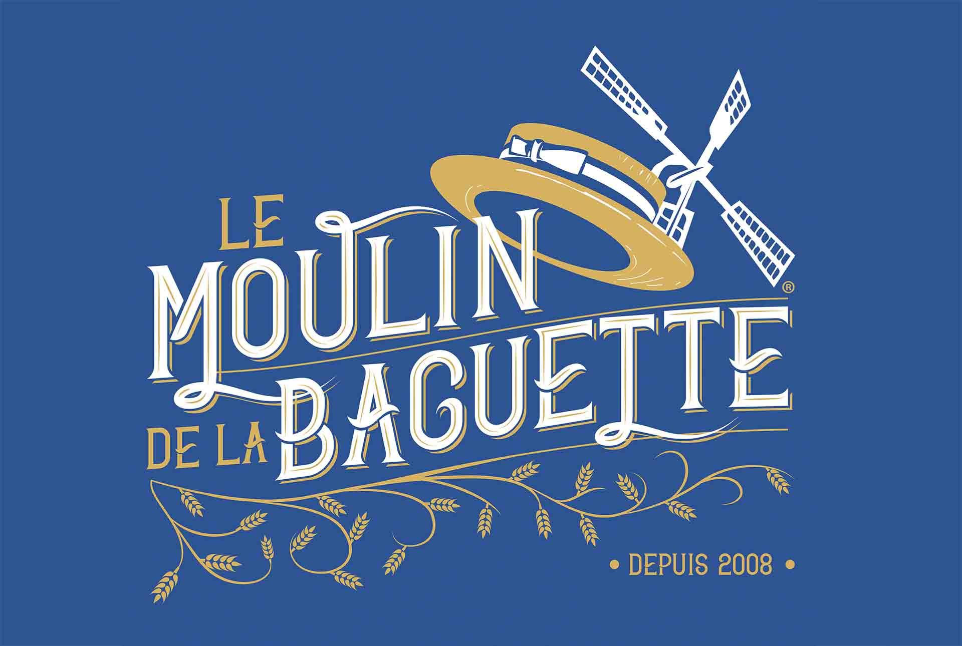 baguette creation logo boulangerie grenoble