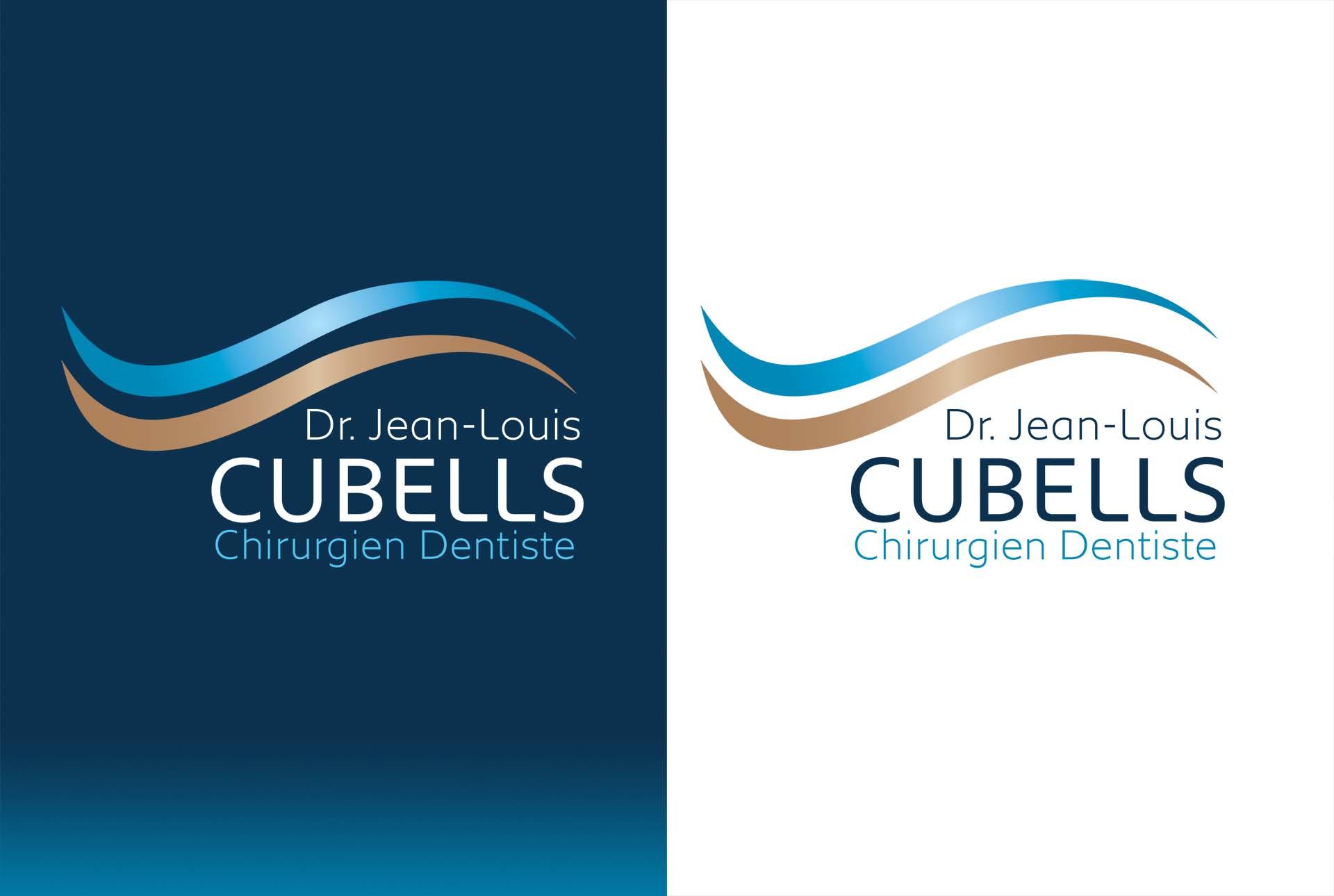 cubells creation logo docteur graphiste grenoble