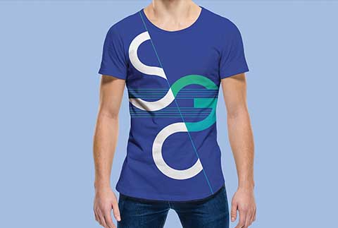 SGO creation t shirt concert graphiste grenoble