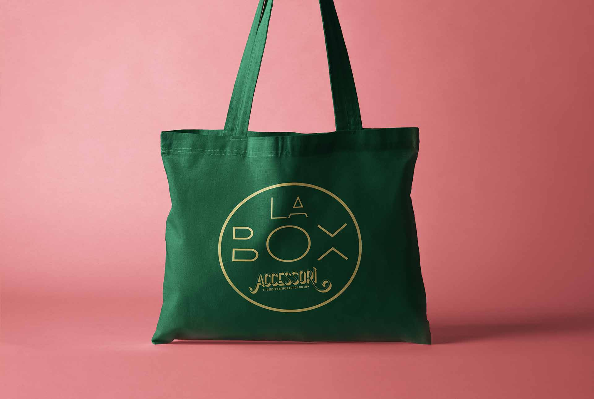 Accessori creation totebag mode beaute graphiste grenoble