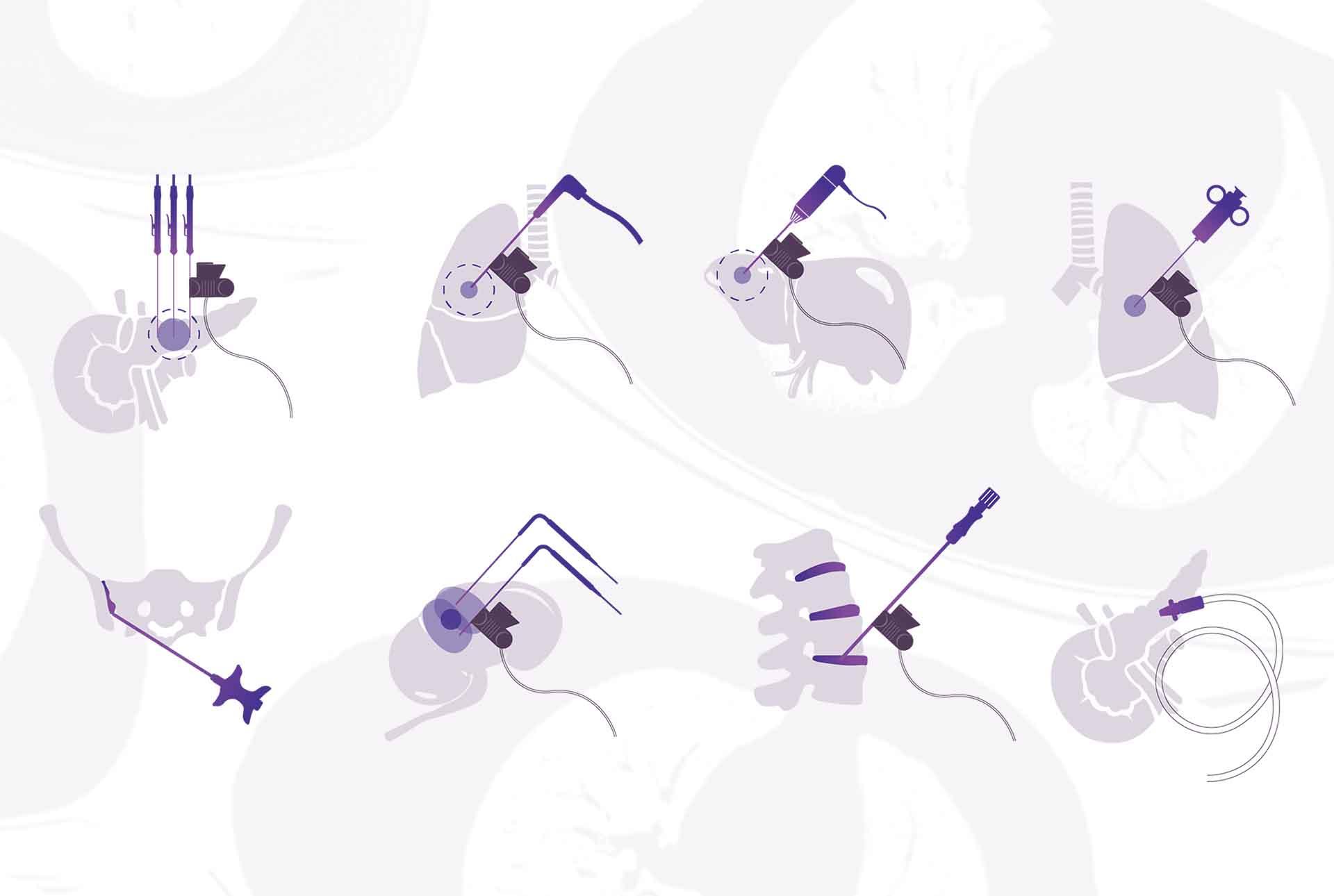 Imactis creation picto illustation medical scientifique graphiste grenoble