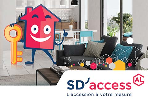 SD access graphiste grenoble