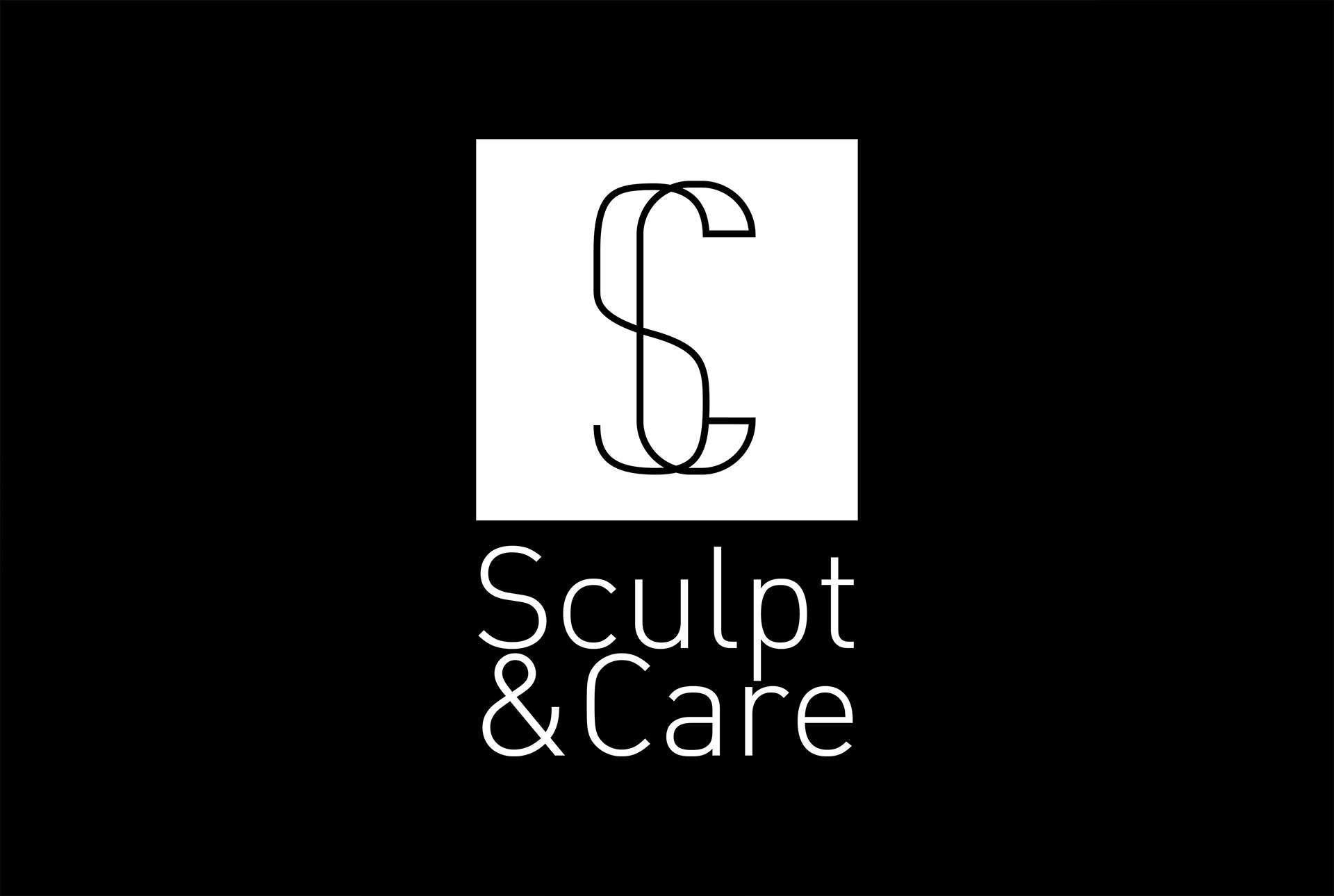 sculpt care creation logo sport fitness graphiste grenoble